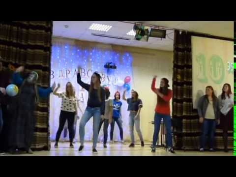 видео: Пика-патимейкер. Танец для школы