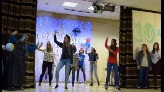 Пика-патимейкер. Танец для школы