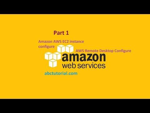 aws-ec2-instance-remote-desktop-configure-|-ec2-windows-instances-config-|-part-1