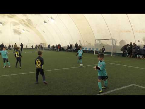 ACS Juniorul(2009) - Chelsea(2009) Turneu SVB feb.2017