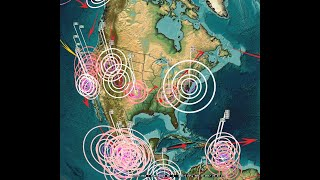 10/15/2019 -- California M4.5 Earthquake Bay Area -- West Pacific Seismic Unrest spreads