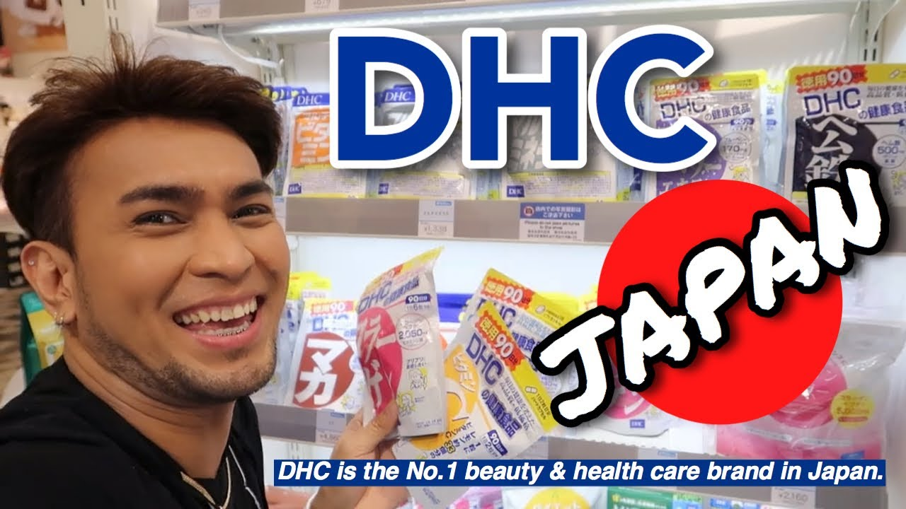 DHC JAPAN🇯🇵 |  DHC is the No.1 beauty & health care brand in Japan  I  Miko Pogay