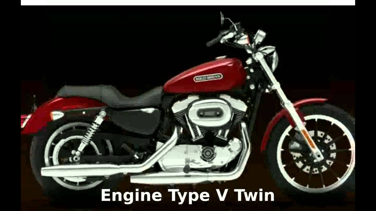 2008 harley-davidson sportster 1200 low review - youtube