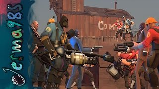 TF2 - Battle of The Brainless Bots