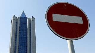 Gazprom corta el suministro de gas a Kiev