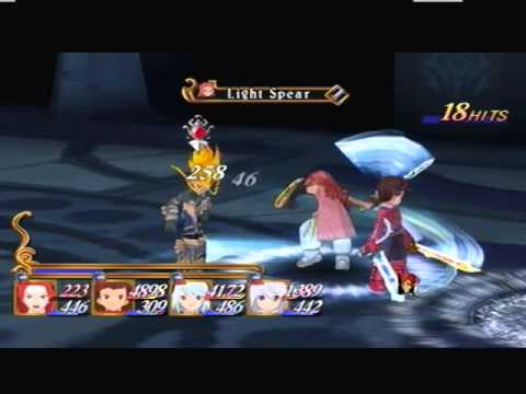 Tales of Symphonia Chronicles  PS3    Tales of Symphonia   Extra     Tales of Symphonia Chronicles  PS3    Tales of Symphonia   Extra Boss 6   Abyssion