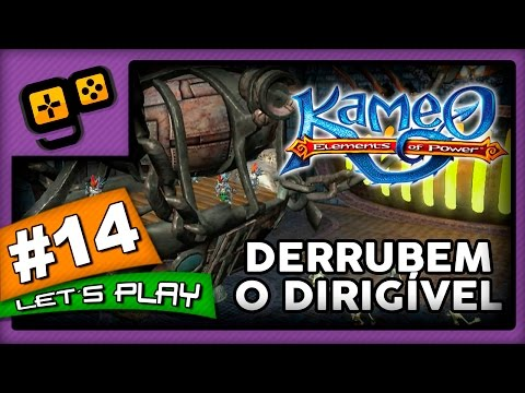 Let's Play: Kameo Elements of Power - Parte 14 - Derrubem o Dirigível