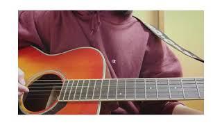 痛いよ 清竜人 アコースティックギター、弾き語りです acousticguitar.