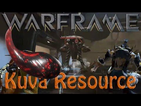 Warframe - When? Where? & How To Get Kuva