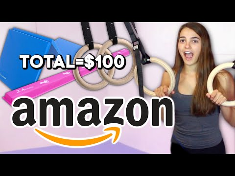Gymnastics Equipment UNDER $100 On Amazon!
