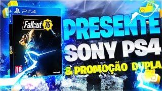 PRESENTES DA SONY PRA TODO MUNDO, PROMOÇÃO DUPLA PSN PLUS E MUITO MAIS!!!