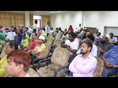 Bangladesh Open University MBA Alumni Association (BOUMAA) launched Program & Ifter Party 2017