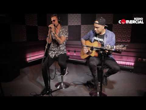 Rádio Comercial | David Carreira - Ficamos por Aqui (Ao vivo)