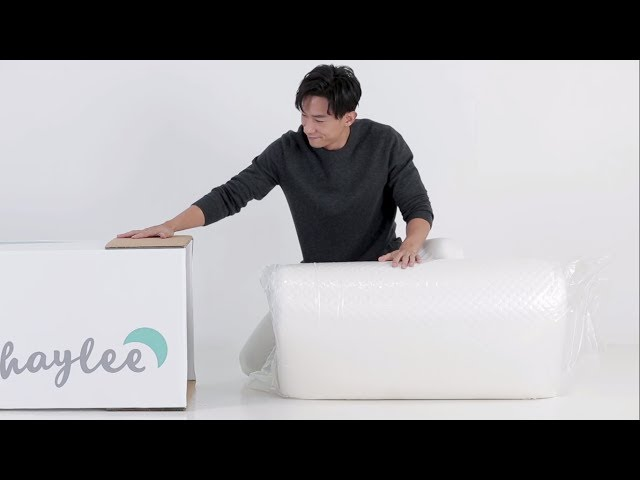 How To Unbox Your Haylee Mattress?
