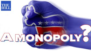 Matt Stoller: How the Democratic Party functions as a monopoly