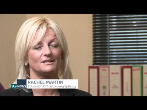 Epilepsy Education Fix on ITV Tyne Tees