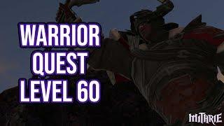 FFXIV 3.0 0782 Warrior Quest Level 60