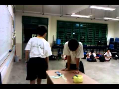 Catholic High School Singapore Camp Sec 1 (2012)