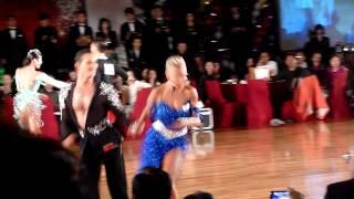 20TH FREEDOM CUP Mirco Risi - Maria Ermachkova JIVE