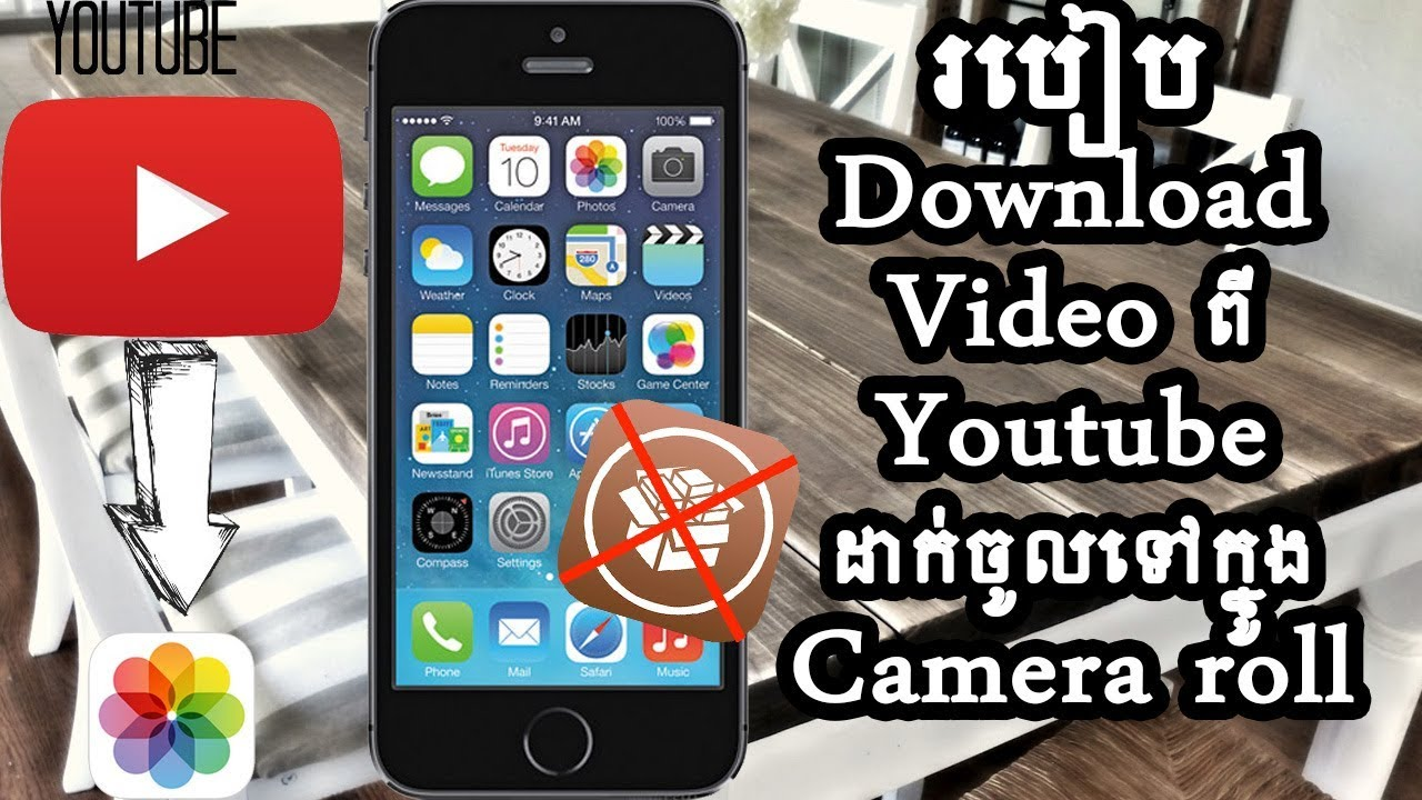 video downloaden youtube ios