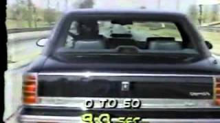MW 1991 Oldsmobile Ninety Eight Touring Sedan Road Test.flv