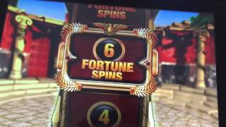 Centurion Fortune spins william hill bookies slots(, 2016-08-27T13:08:57.000Z)