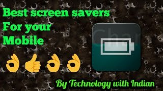 Best screen savers app for android