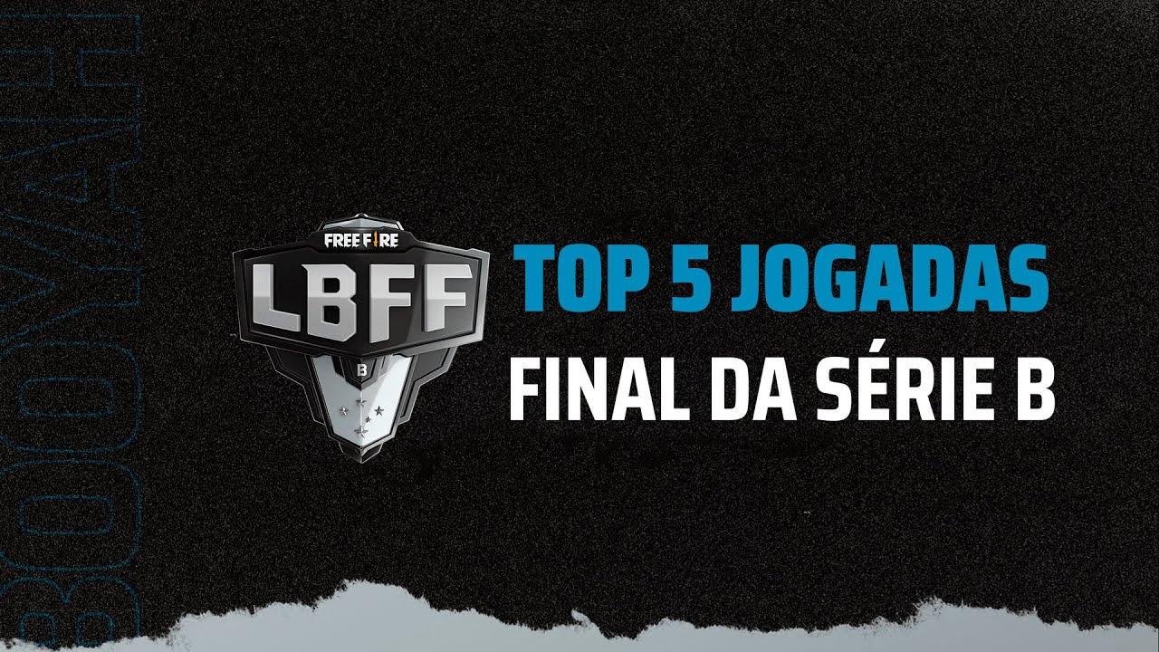 NITROXX AMASSANDO A LOS GRANDES NA FINAL? | TOP 5 JOGADAS FINAL SÉRIE B DA LBFF 4
