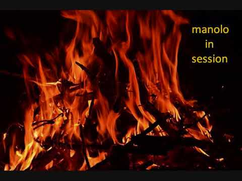Manolo In Session 23 06 2018