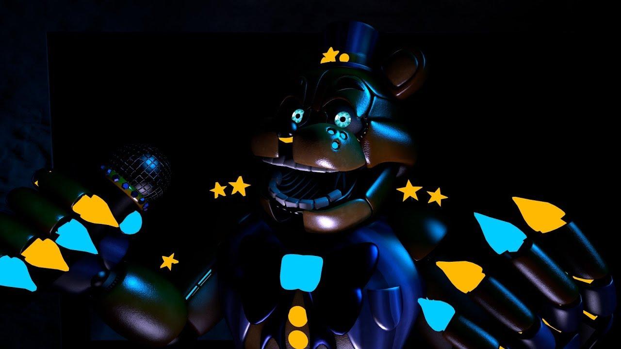 [SPEED-POSTER] SFM Advanced Freddy Fazbear