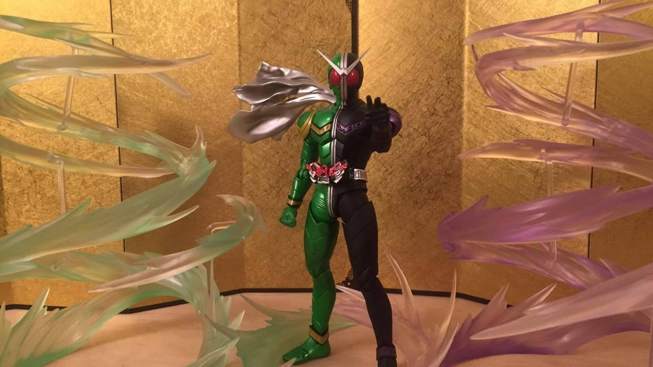 S.H 2.0 action figure Bandai Figuarts Kamen Masked Rider New 2 Renewal ver