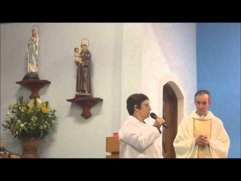 Testemunhos de Graças Alcançadas pelo usos das pílulas de Frei Galvão   Missa de 23 de Junho de 2012 2