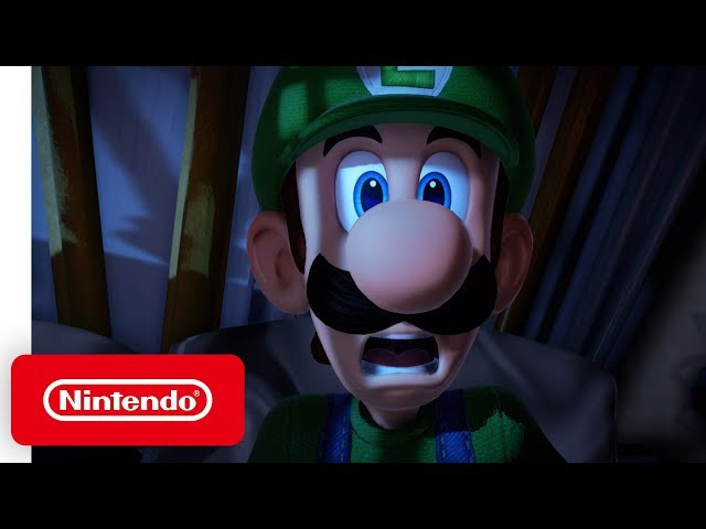 Luigi's Mansion 3 - Overview Trailer - Nintendo Switch