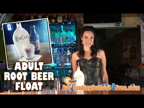 How To Make The Adult Root Beer Float (Drink Recipes)