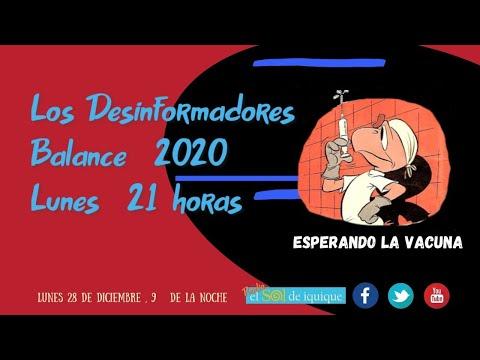 Resumen 2020 Los Desinformadores