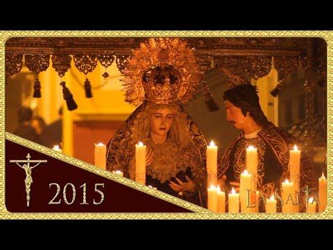 María Santísima de la Concepción - Hdad. del Silencio (Semana Santa Sevilla 2015)