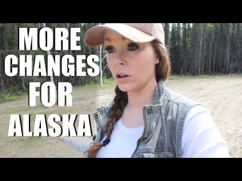 CHANGES FOR ALASKA? | CAN YOU COME TO ALASKA?| Somers In Alaska