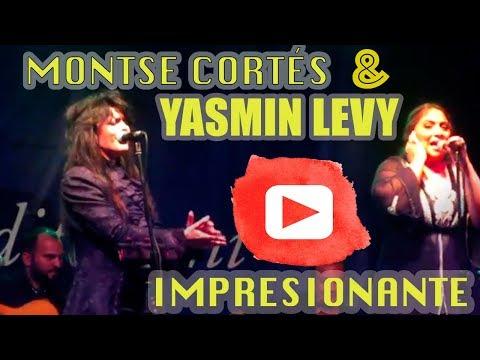 Yasmin Levy & Montse Cortés Impresionante Voces Únicas 2018