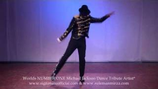 Michael Jackson (Suleman Mirza) RARE Who Is It (Instrumental)