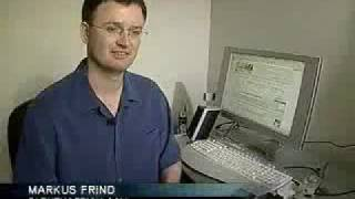 PlentyofFish.com founder in the news
