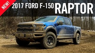 2017 Ford F 150 Raptor Test Drive Review First Drive