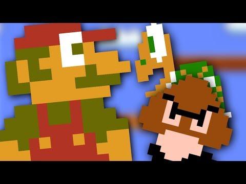 Mario Adventure (Sprite Animation) W1-1