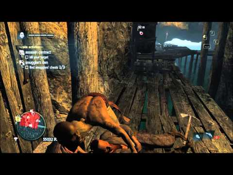 Assassins Creed IV -- Assassination Contracts 8 of 11 -- Grand Cayman and Anotto Bay