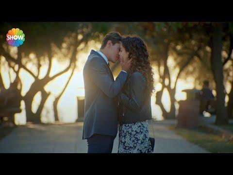 Gülümse Yeter 13.Bölüm Sonu | Cem, Sarp'ın önünde Yasemin'i öptü!