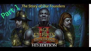 Age of Empires II HD Rise of the Rajas Walkthrough part 1 – Full 1080 HD – No Commentary