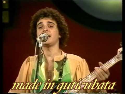 COLLAGE  Tu Mi Rubi l'Anima 1977