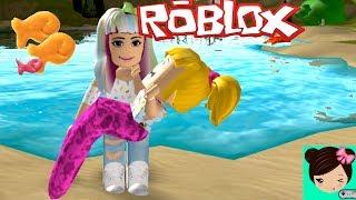 Adopto a Una Bebe Sirena en ROBLOX Roleplay Adopt Me! & Mermaid Lagoon thumbnail