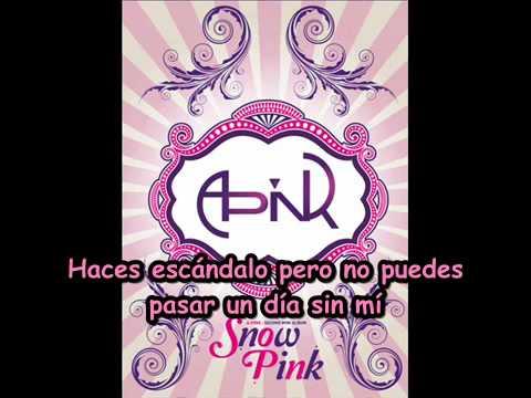 A Pink - Prince Sub Español