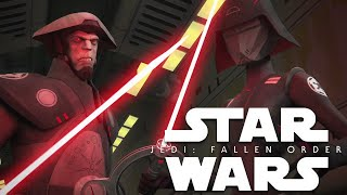 Star Wars Jedi Fallen Order FINALLY Gets Gameplay & Story Details