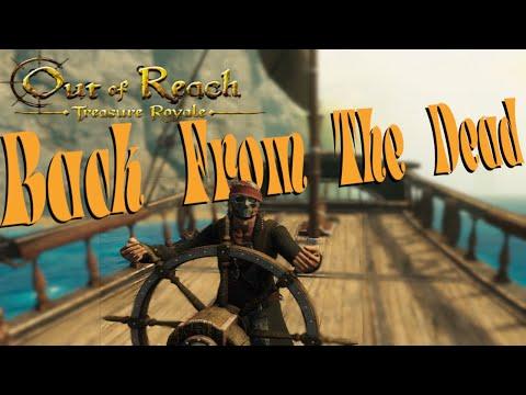 Undead Pirates Comeback & Win! | Out of Reach: Treasure Royale |